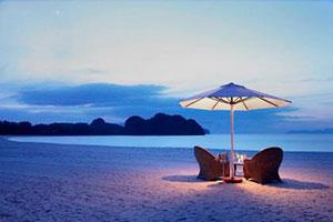 Image result for beach dinner